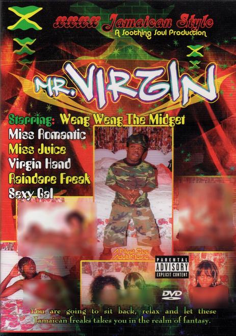 Mr. Virgin XXXX Rated - Various Artists (DVD)