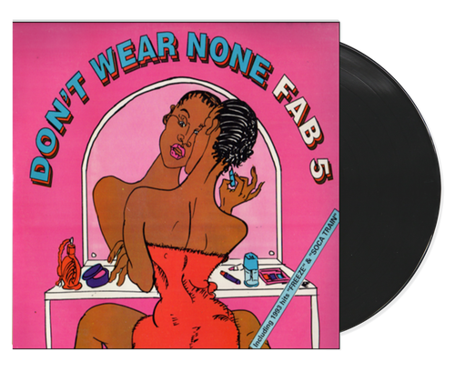 Don't Wear None - Fab 5 (LP)
