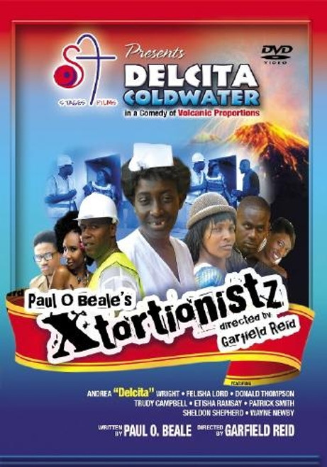 Xtortionistz - Jamaican Comedy - Various Artists (DVD)