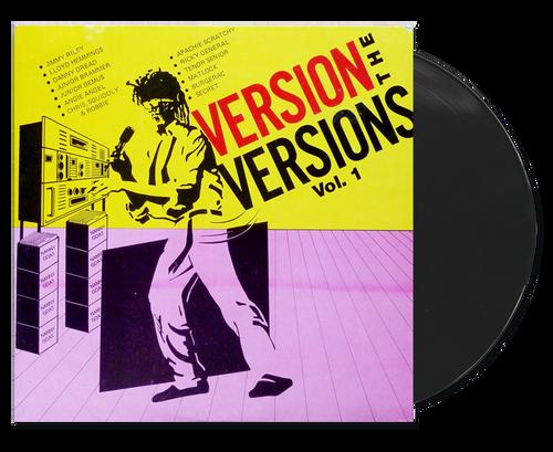Version Versions - Various Artists (LP)