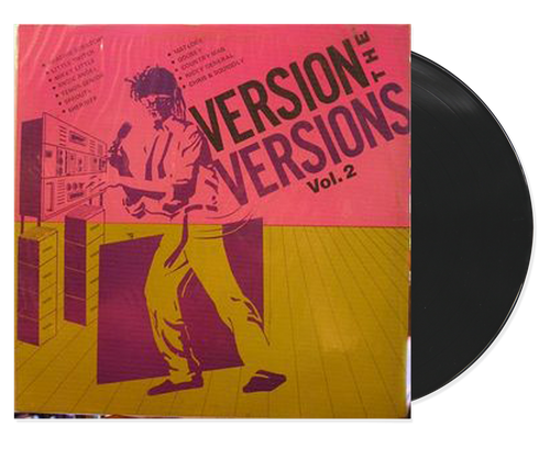 Version Versions Vol. 2 - Various Artists (LP)
