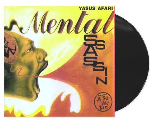 Mental Assassin - Yasus Afari (LP)