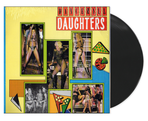 Dancehall Daughters - Various Artists (LP)