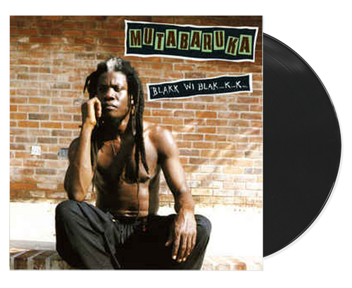 Black We Black - Mutabaruka (LP)