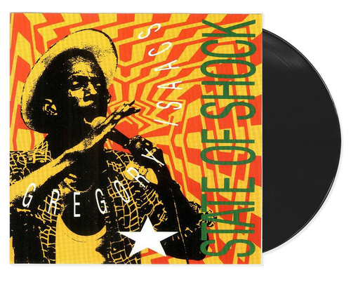 State Of Shock - Gregory Isaacs (LP)