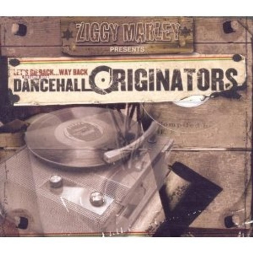 Dancehall Originators Lets Go Back...way Back - Various Artists