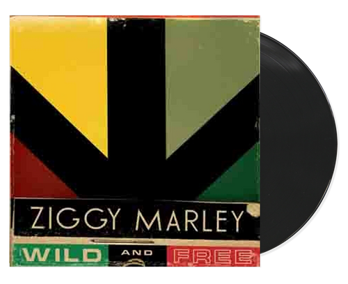 Wild And Free - Ziggy Marley (LP)