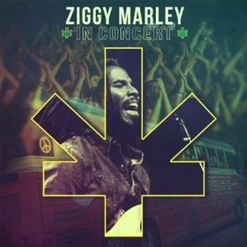 In Concert - Ziggy Marley