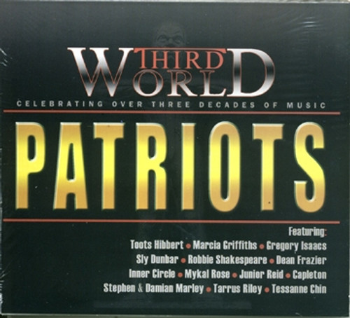 Patriots - Third World (LP)