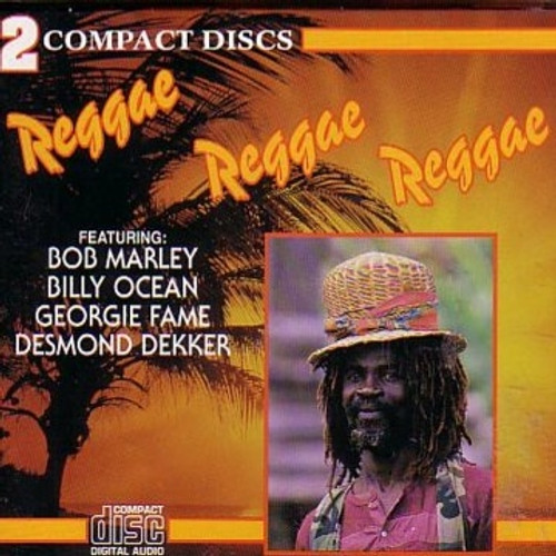 Reggae Reggae Reggae 2cd - Various Artists