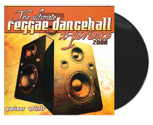 The Ultimate Reggae Dancehall X-perince 2008 - Various Artists