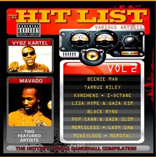 The Hit List Vol. 2 - Various Artists