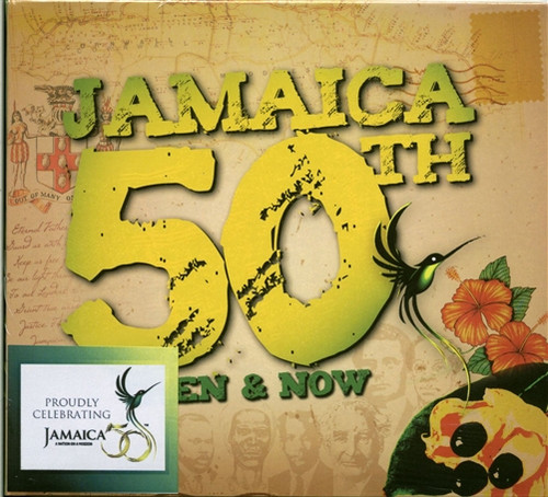 Jamaica 50th Then & Now (2cd Set) - Various Artists