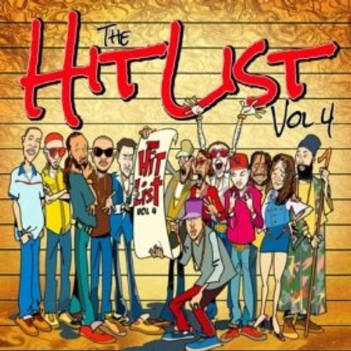 The Hit List Vol.4 - Various Artists