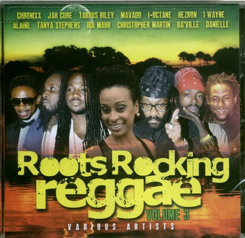 Roots Rocking Reggae Vol.3 - Various Artists
