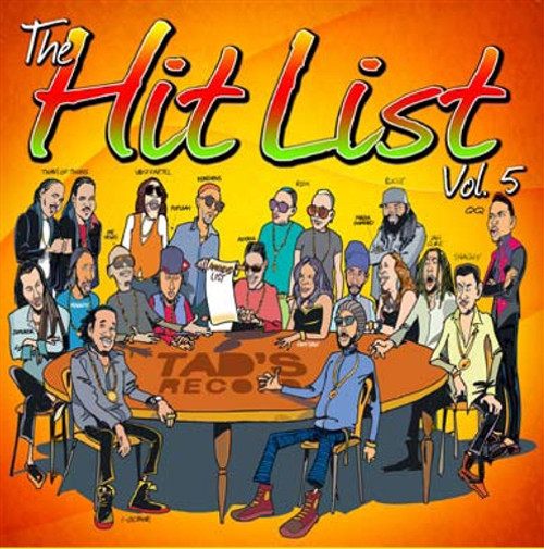 The Hit List Vol. 5 - Various Artists