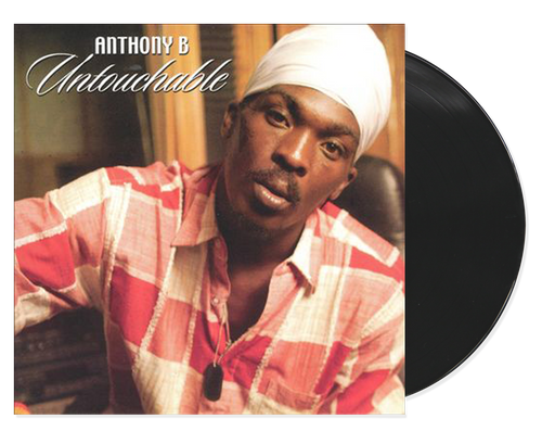 Untouchable - Anthony B (LP)
