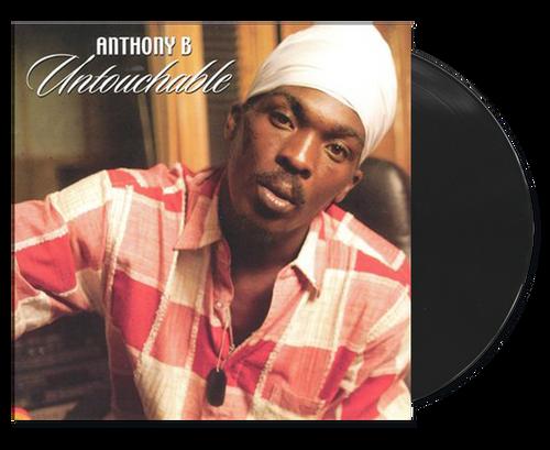Untouchable - Anthony B (LP)