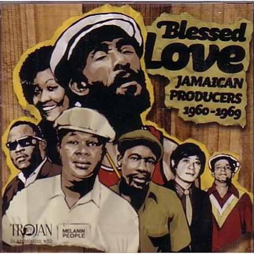 Blessed Love Jamaican Producers - Various Artists