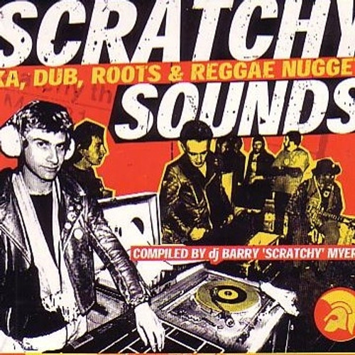 Barry Myers Presents Scratchy Sounds - Various Artists