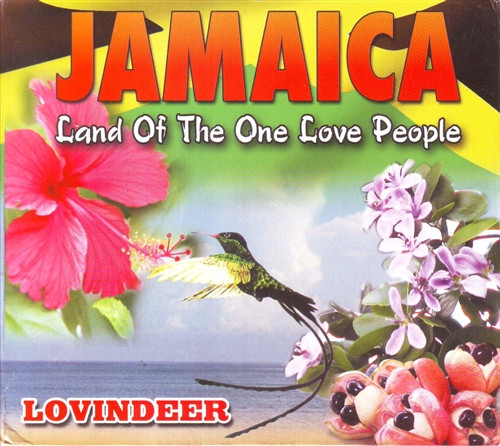 Jamaica Land Of The One Love People - Lovindeer