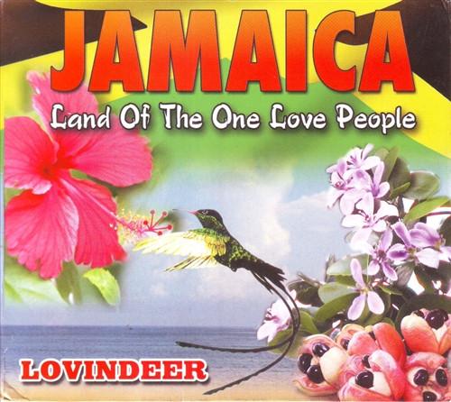 Jamaica Land Of The One Love People - Lovindeer