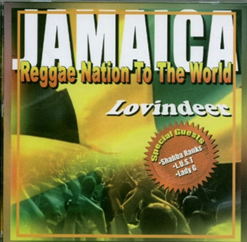 Jamaica Reggae Nation To The World 2cd-set - Lovindeer