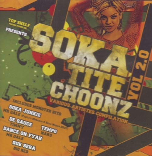 Soka Tite Choonz 2 - Various Artists