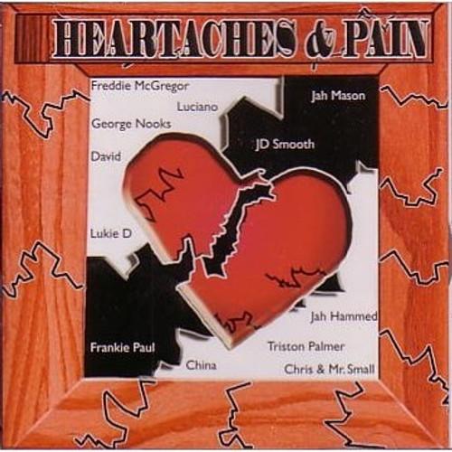 Heartaches & Pain - Various Artists (LP)