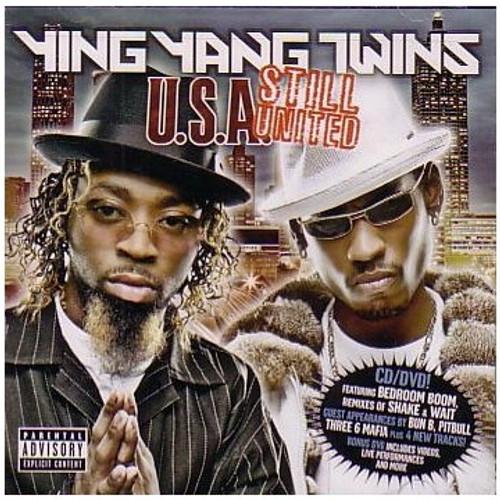 U.s.a Still United Cd/dvd - Ying Yang Twins