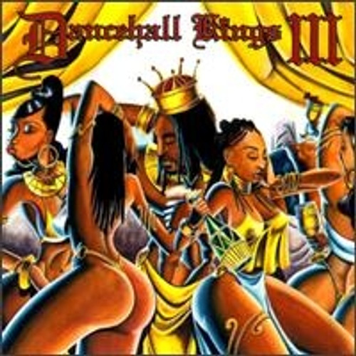 Dancehall Kings Vol.3 - Various Artist