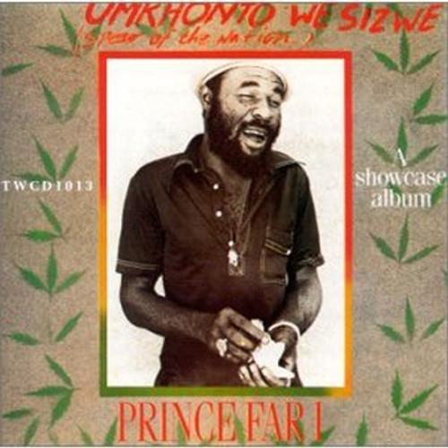 Spear Of The Nation Umkhonto We-sizwe - Prince Far I