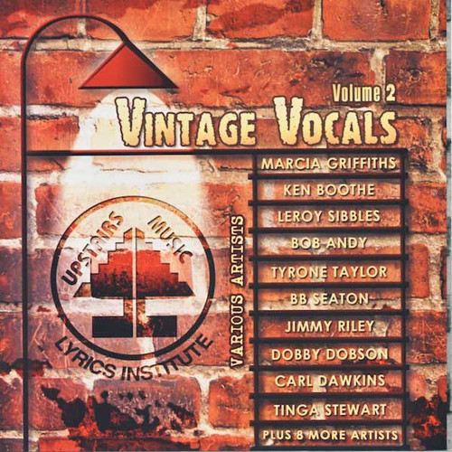 Vintage Vocals Vol. 2 - Various Artists