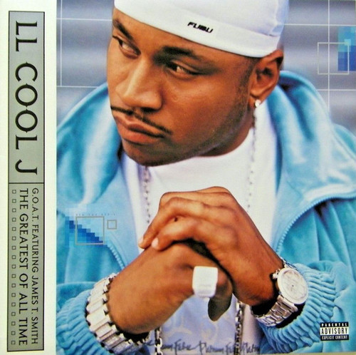 G.o.a.t. - Ll Cool J (LP)