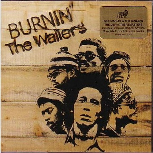 Burnin - Bob Marley