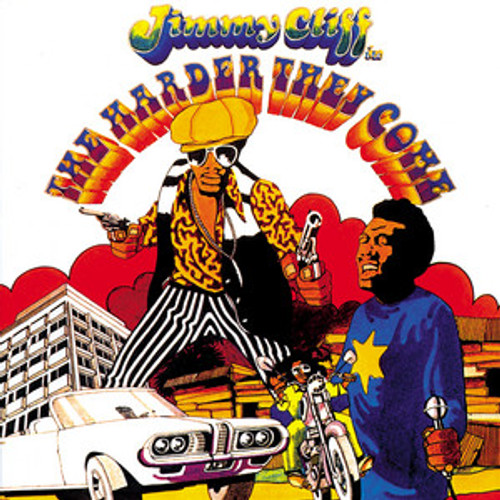 The Harder They Come (Re-mastered) - Jimmy Cliff