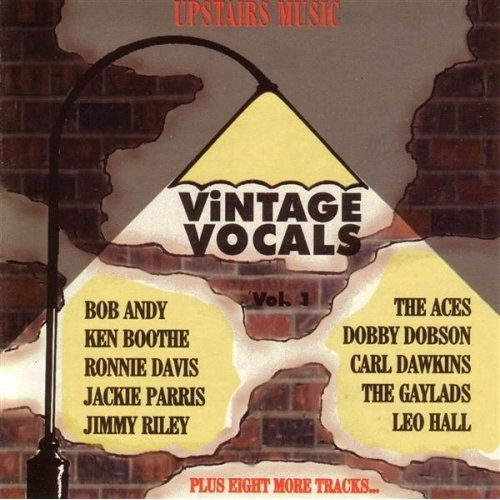 Vintage Vocals - Various Artists