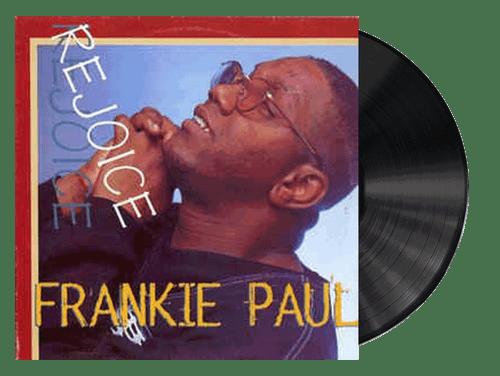 Rejoice - Frankie Paul (LP)