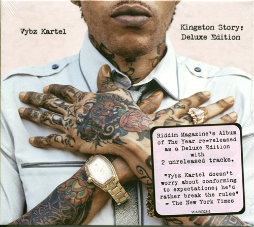 Kingston Story - Vybz Kartel