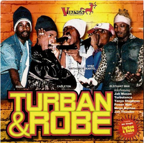 Turban & Robe Riddim - Various Artists