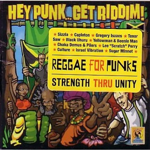 Hey Punk Get Riddim - Various Artists