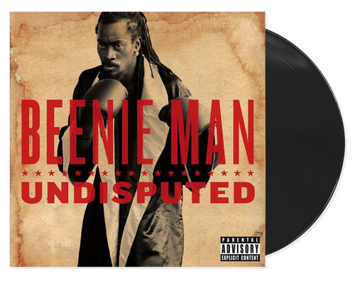 Undisputed - Beenie Man (LP)