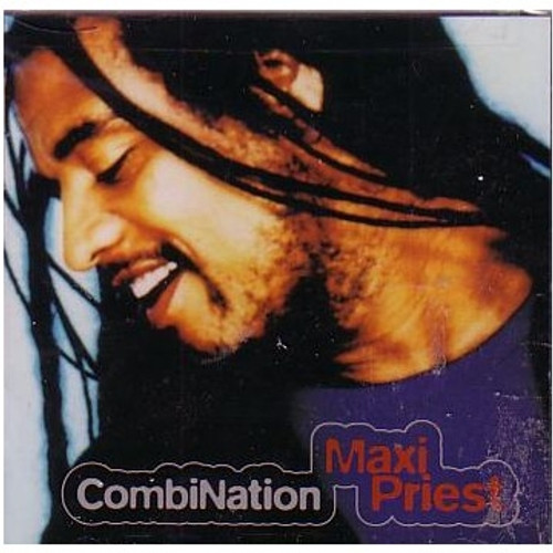 Combination - Maxi Priest (LP)