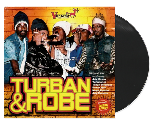 Turban & Robe Riddim - Various Artists (LP)