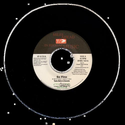 So Fine - Tanto Metro & Devonte (7 Inch Vinyl)