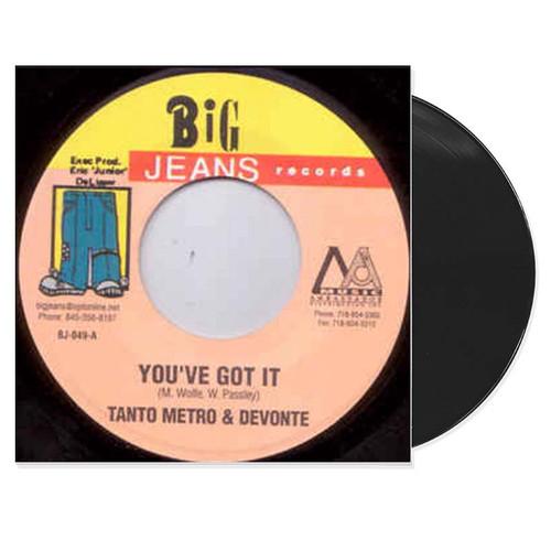 Yardie Swing - Tanto Metro & Devonte (7 Inch Vinyl)