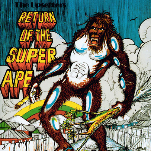 Return Of The Super Ape - Lee Perry