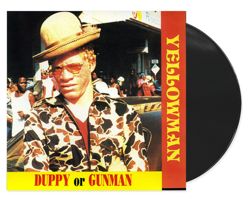 Duppy Or Gunman - Yellowman (LP)