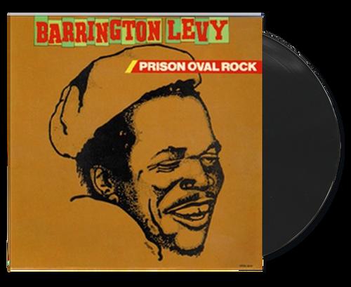 Prison Oval Rock - Barrington Levy (LP)