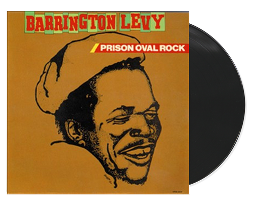 Prison Oval Rock - Barrington Levy (LP)